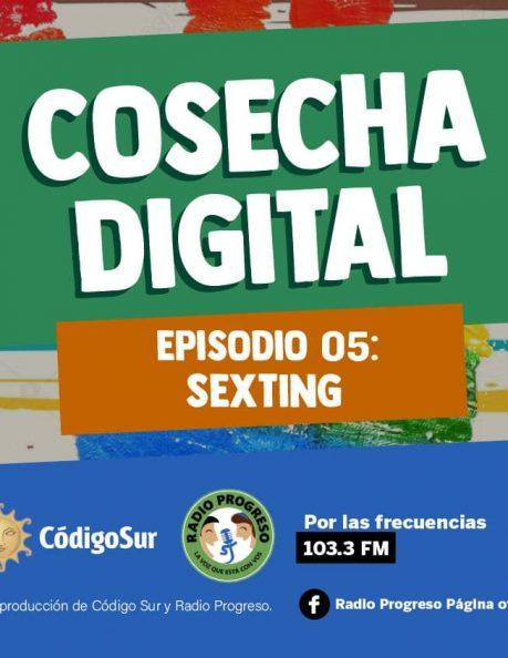 Podcast: Cosecha Digital Episodio5